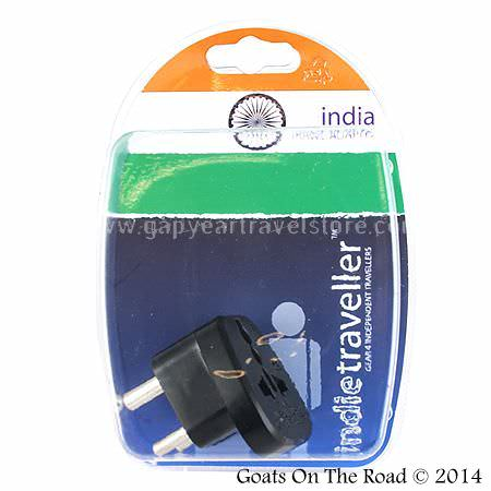 India Travel Adaptor
