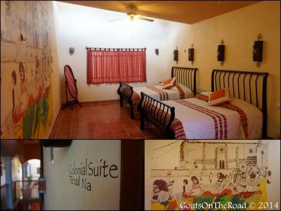 casa hamaca colonial suite
