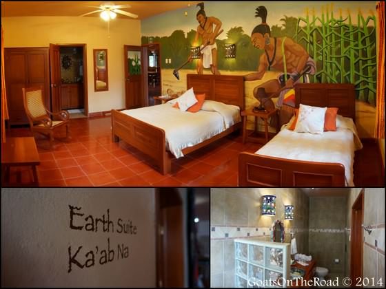 casa hamaca earth suite