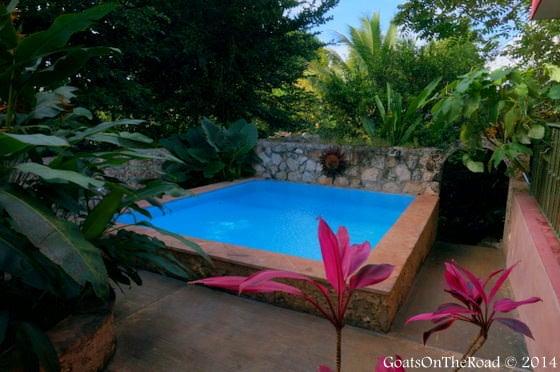casa hamaca pool