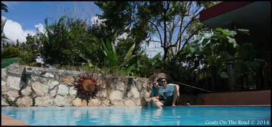 Casa Hamaca Pool Area