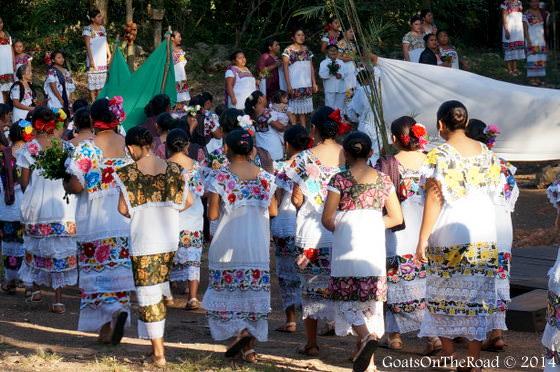 momentos sagrados mayas valladolid