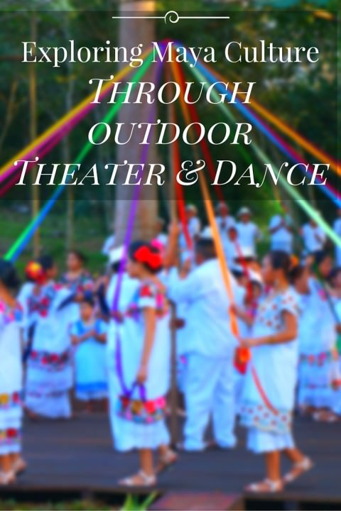 Exploring Maya Culture Through Outdoor Theater & Dance (2)