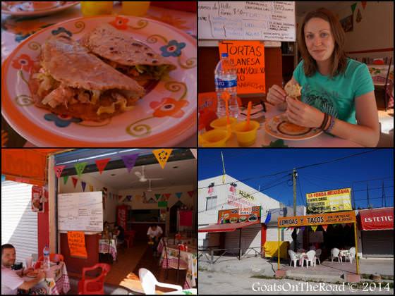 Comidas y Tacos restaurant cancun