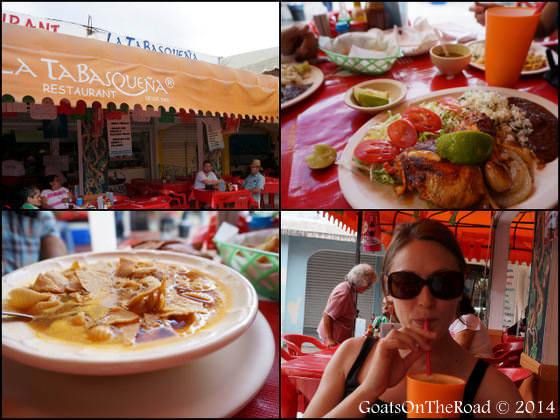 where to eat in cancun