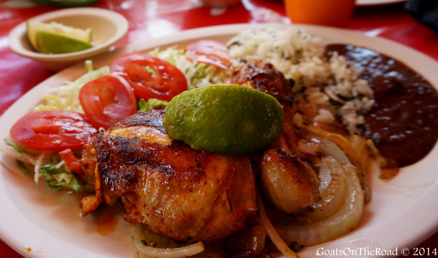 yucatan styled chicken