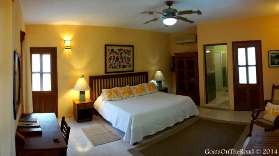 junior king suite casa quetzal