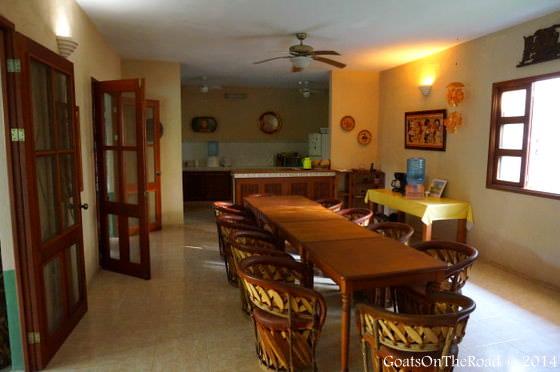 casa quetzal kitchen