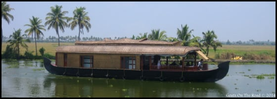 Our House Boat In Alleppey