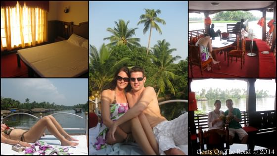 Our Kerala House Boat