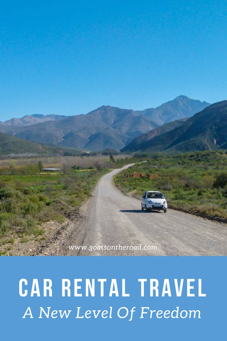 Car Rental Travel: A New Level Of Freedom