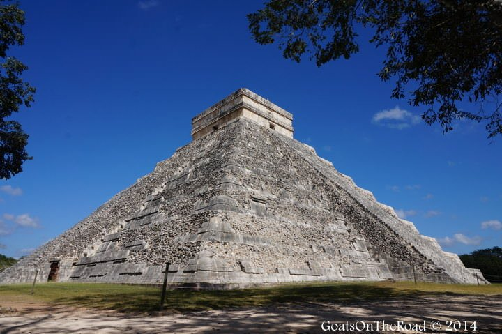 chichen itza merida