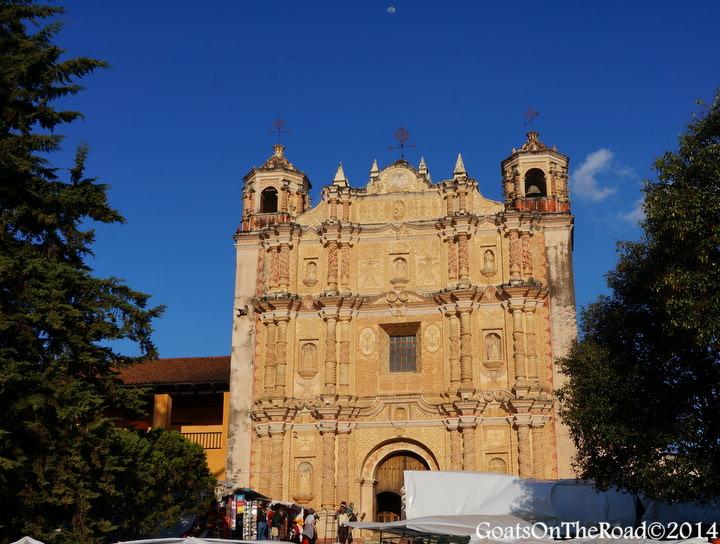templo de santo domingo san cristobal