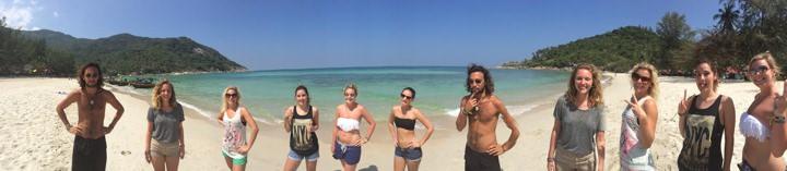 Beach Party Thailand