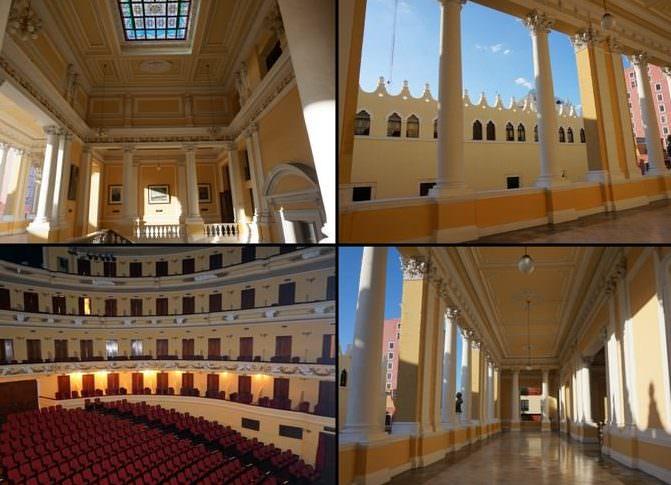 Teatro Peón Contreras merida
