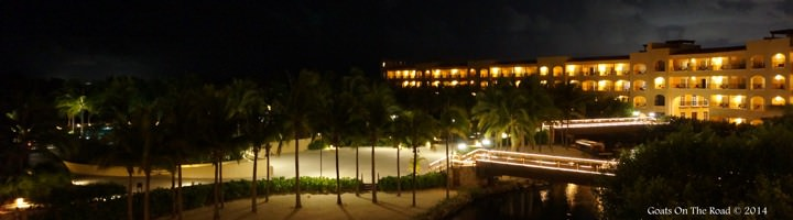 The-Resort-At-Night