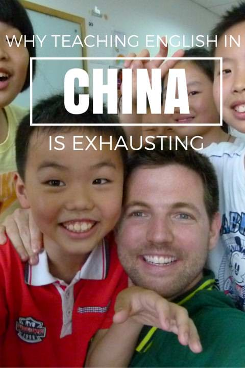 Why Teaching English In China Is Exhausting