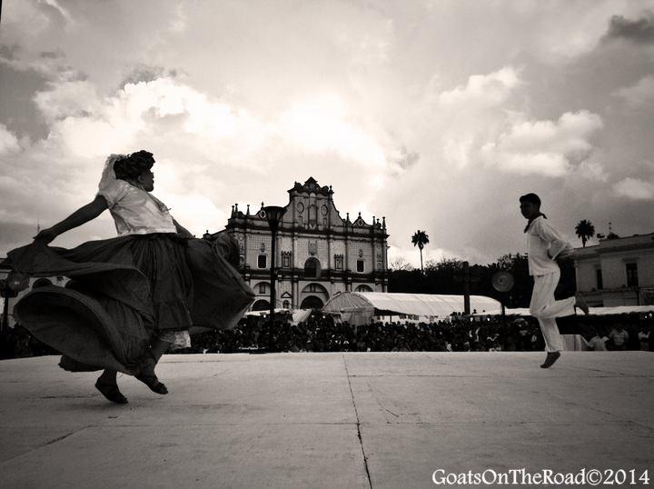 dancing san cristobal de las casas