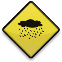 Weather Road Sign