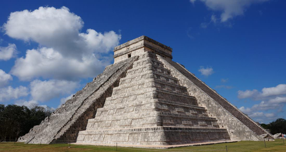 visiting chichen itza is one of the best things to do in mexico