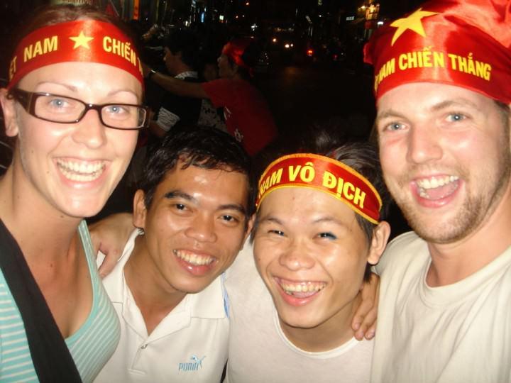 Digital Nomads in saigon vietnam