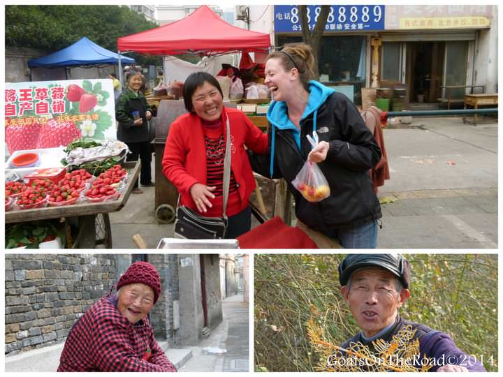 people in yangzhou china