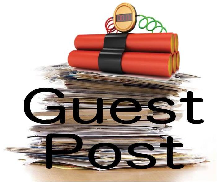 Guest Post Bomb