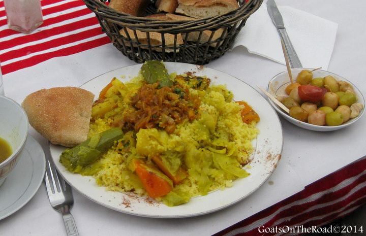 couscous morocco