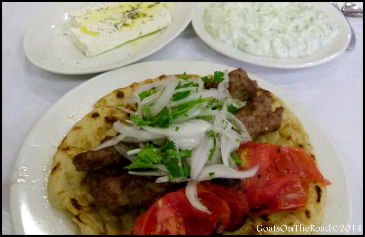 gyro greek food