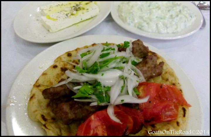 gyro greek food