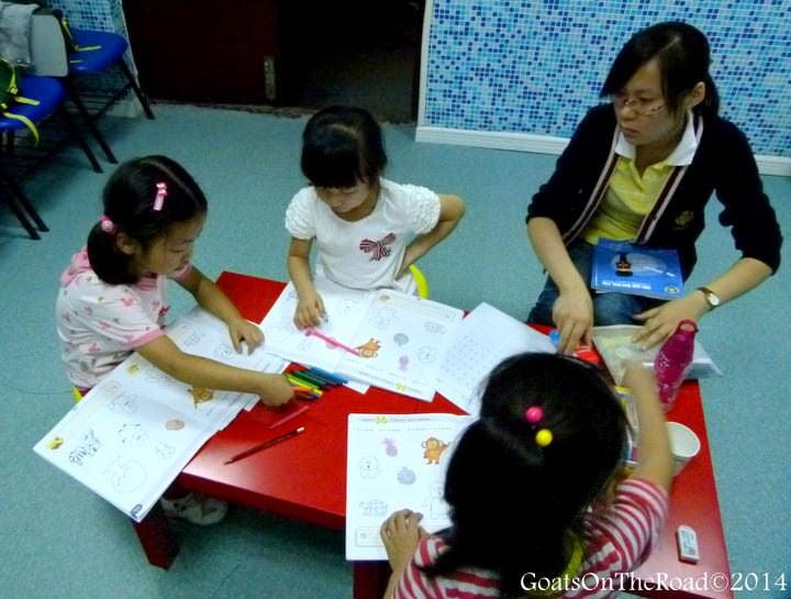 teaching for Shane English School china
