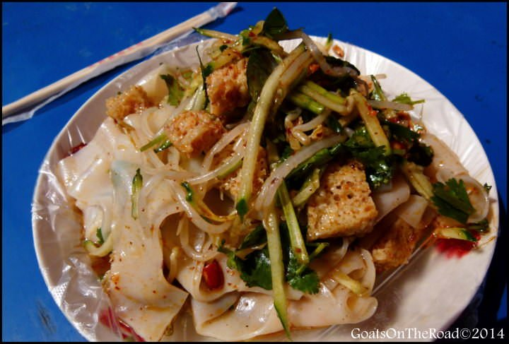cold noodles china