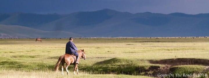 traveling Eastern Mongolia