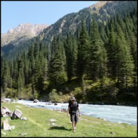 Backpacking Off The Beaten Path In Kyrgyzstan