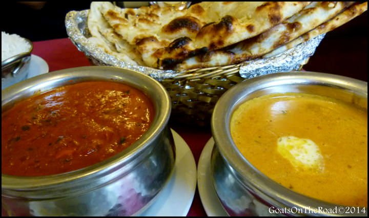 indian food in dushanbe