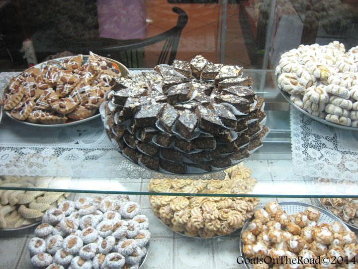 sweets morocco
