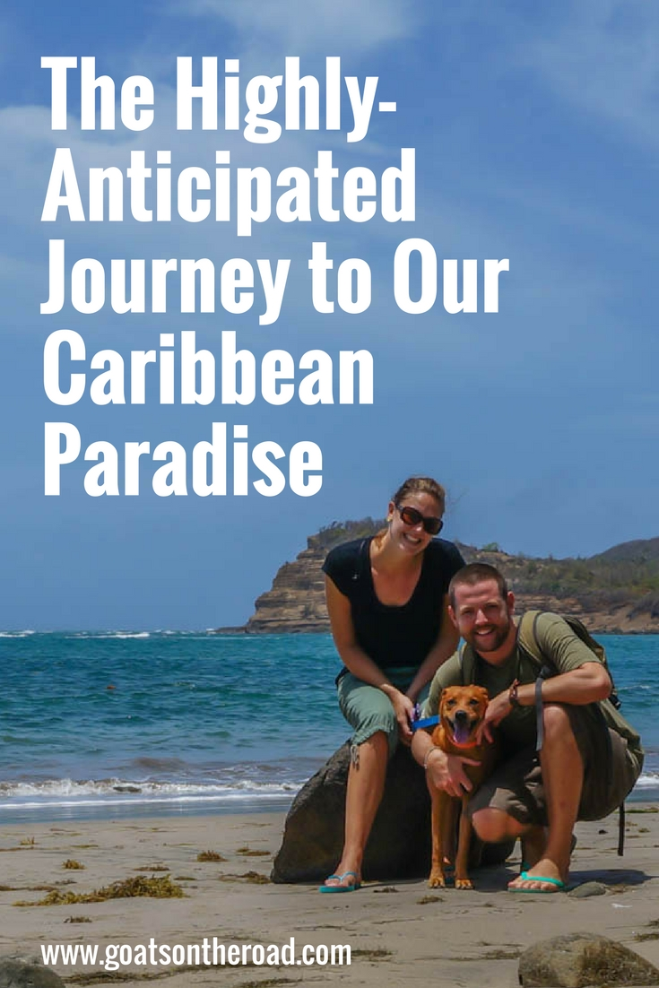 The Highly-Anticipated Journey to Our Caribbean Paradise