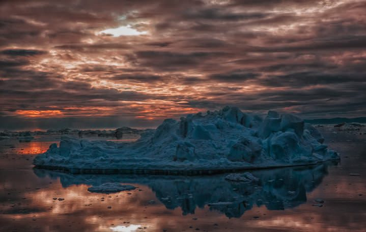 greenland photography