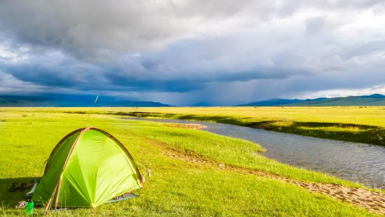 guide to independent trekking in mongolia