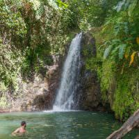 A Hike To The 7 Sisters Waterfall In Grenada
