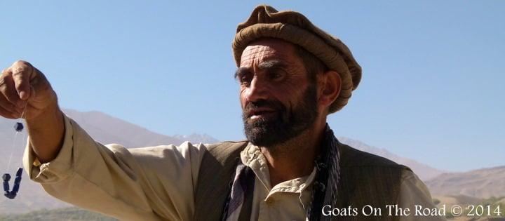 Backpacking Tajikistan - The Cross-Border Market