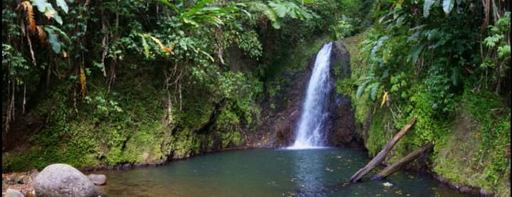 travel grenada seven sisters waterfall