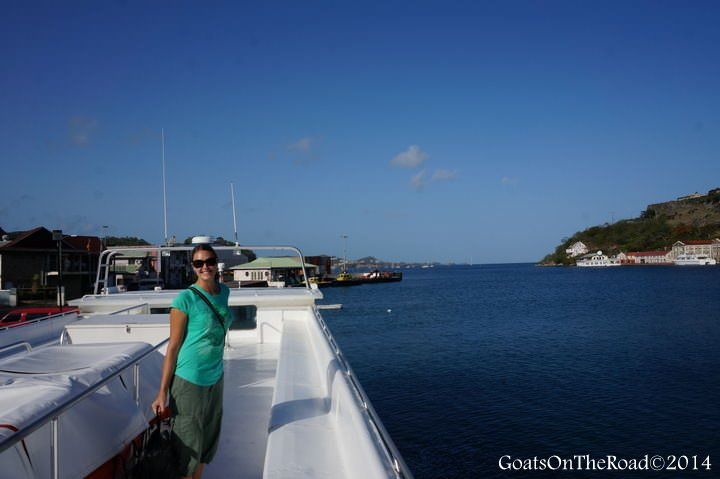 boat grenada to carriacou