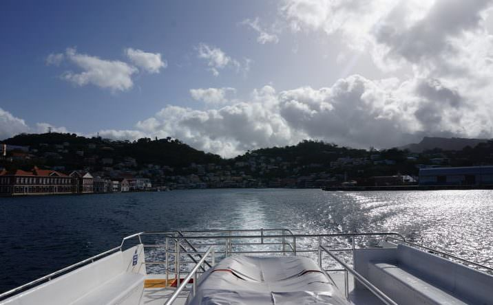 travel to grenada island hopping grenadines