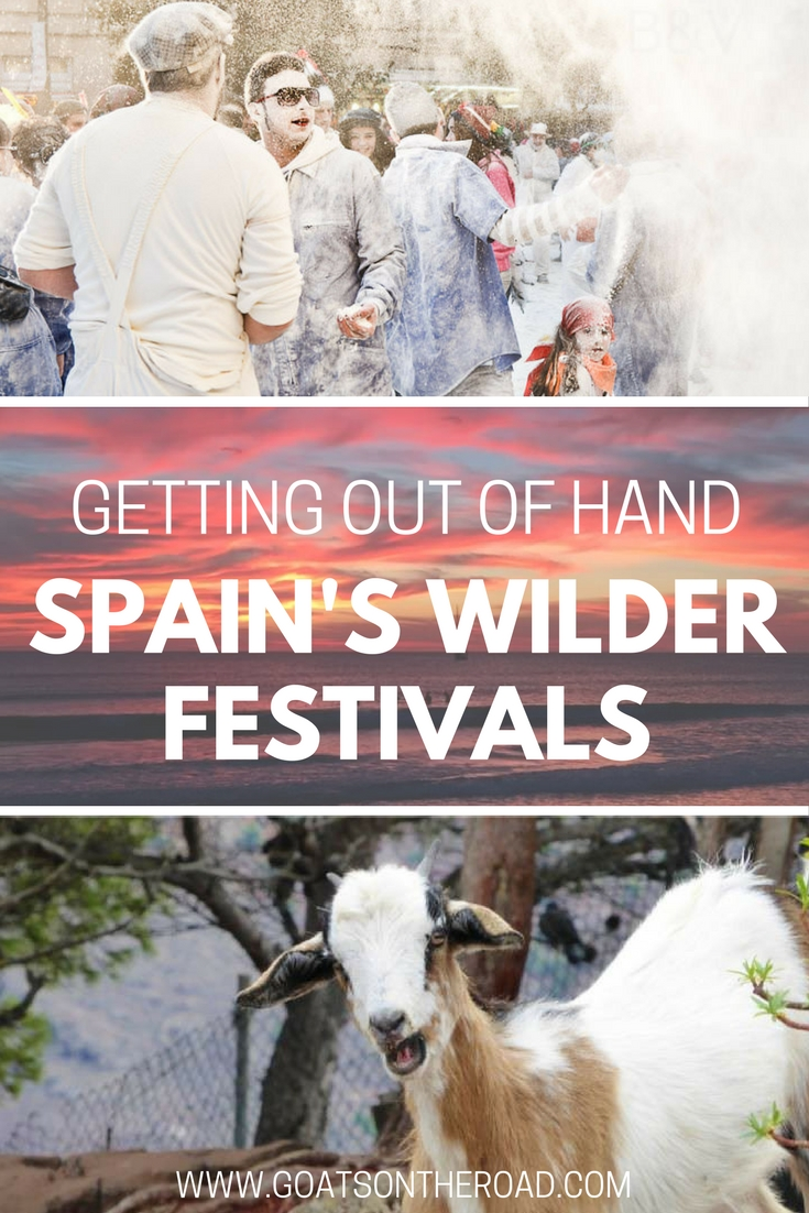 Getting Out of Hand — Spain's Wilder Festivals