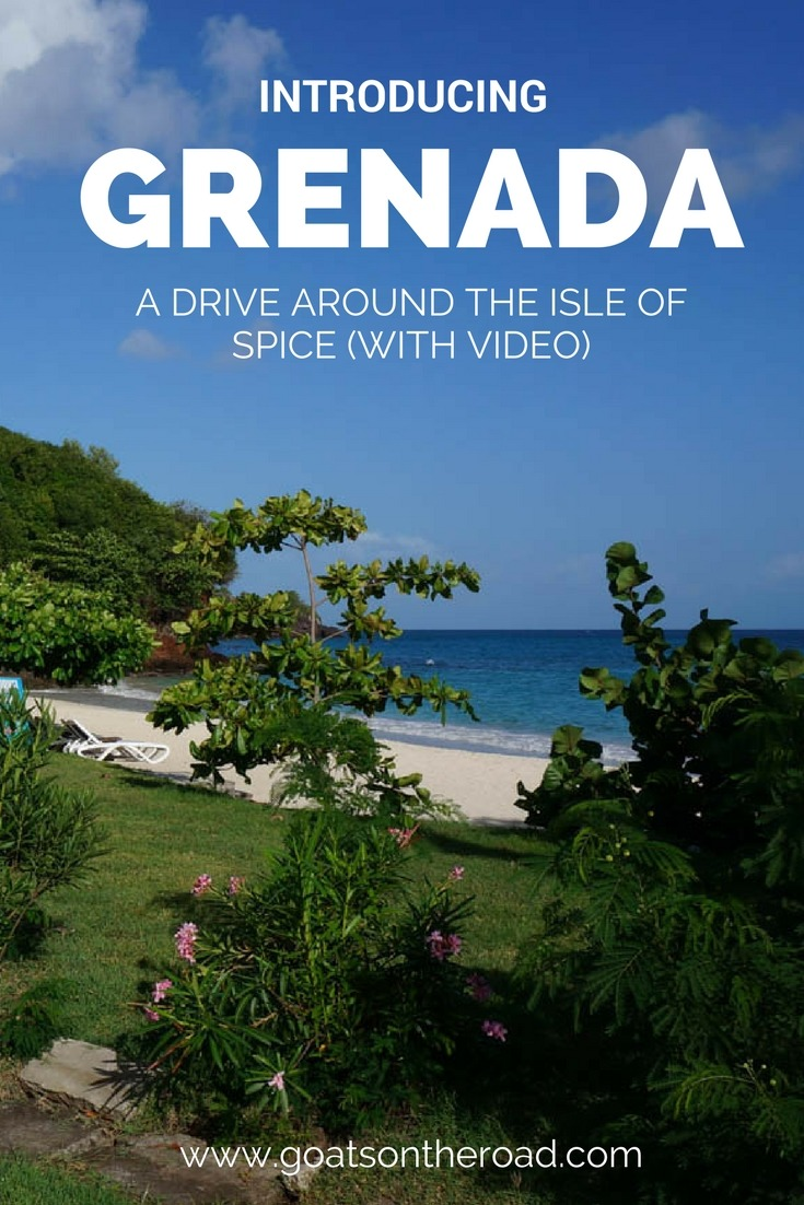 Introducing Grenada: A Drive Around The Isle Of Spice (With Video)