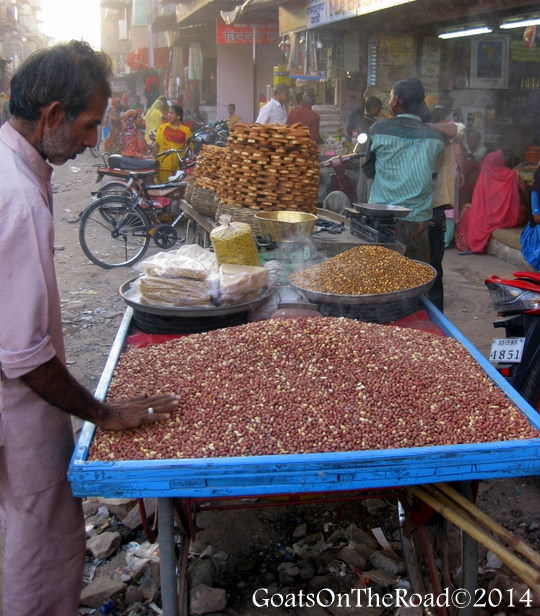 Roasted peanuts for sale jodhpur