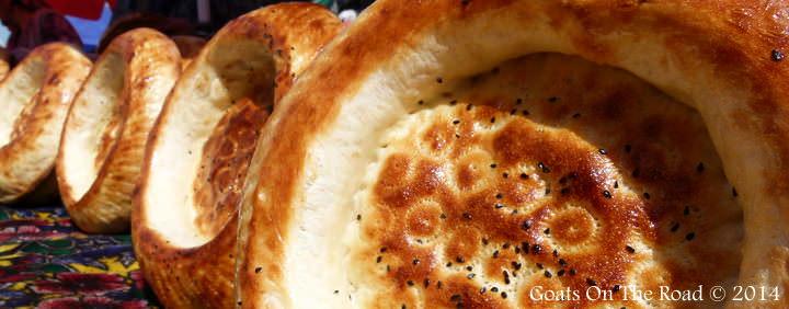 Non Food Backpacking Tajikistan