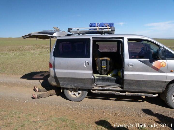 gobi desert mongolia breakdown