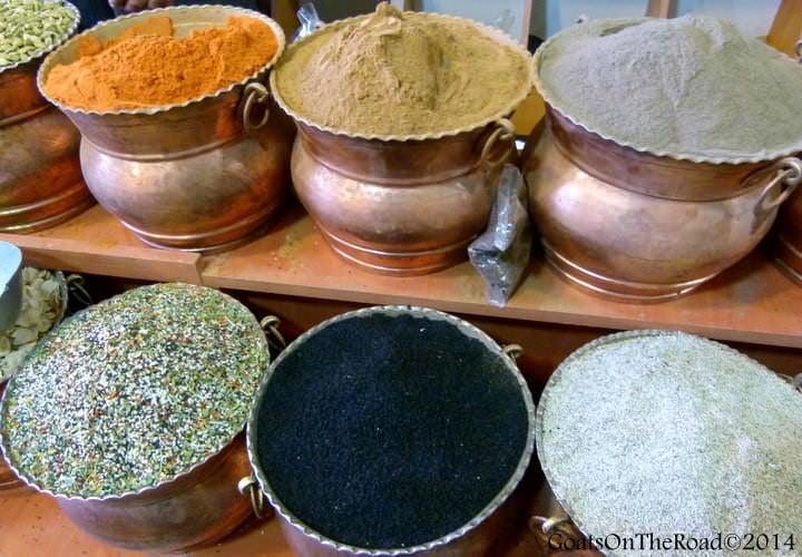 kerman market iran